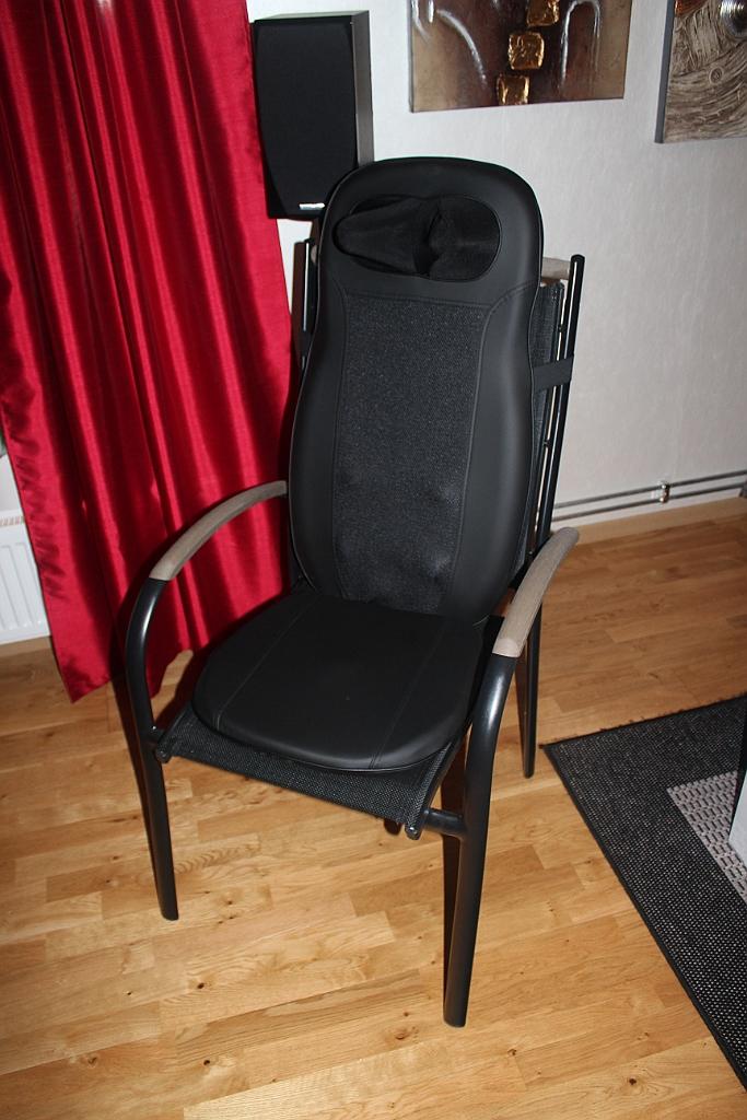Massagedyna till stol
